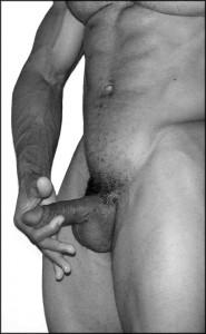 Quem fez exercícios do aumento em um pênis