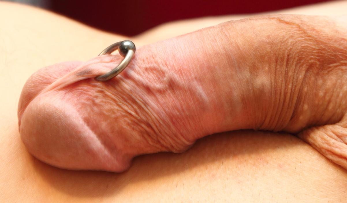 Piercing In Penis 91